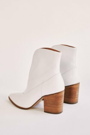 Scallop Ankle Boot