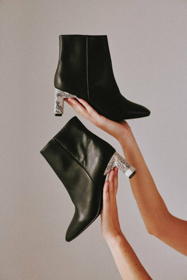 Flair Leather Boot