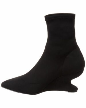 Silhouette Sock Boot
