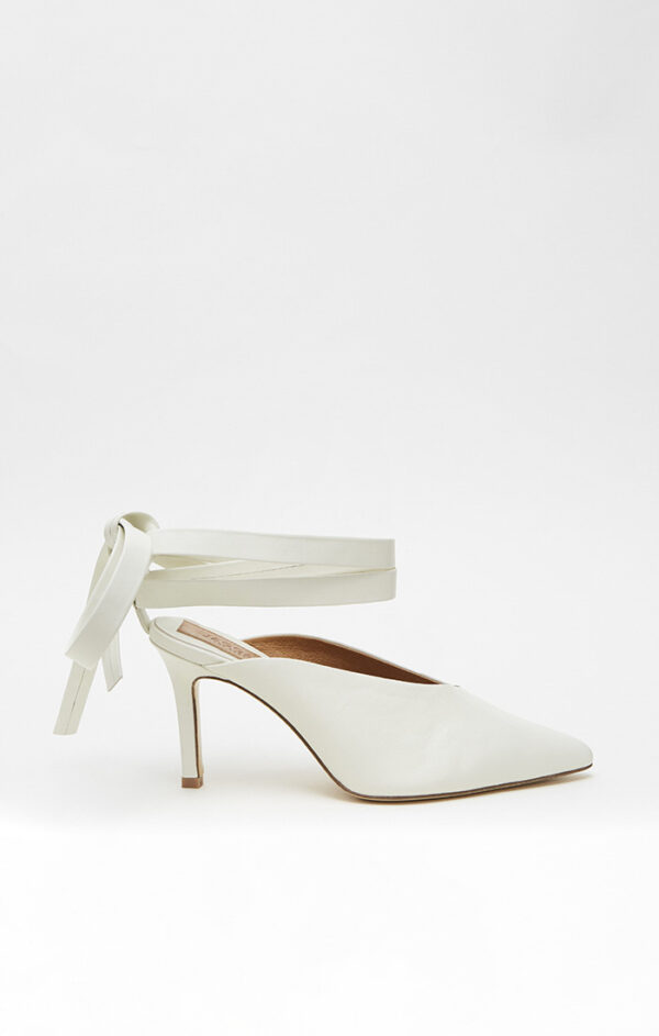 Laced Heel